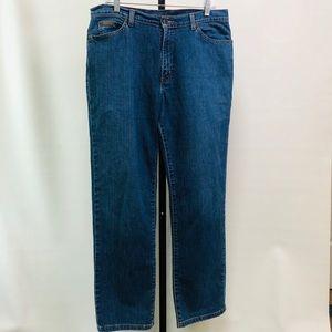 Eddie Bauer Straight Leg Jeans
